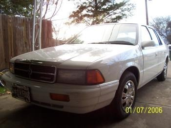 babyboydaddys 1991 Dodge Spirit photo