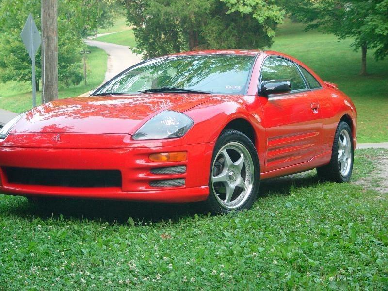 reed467s 2001 Mitsubishi Eclipse photo