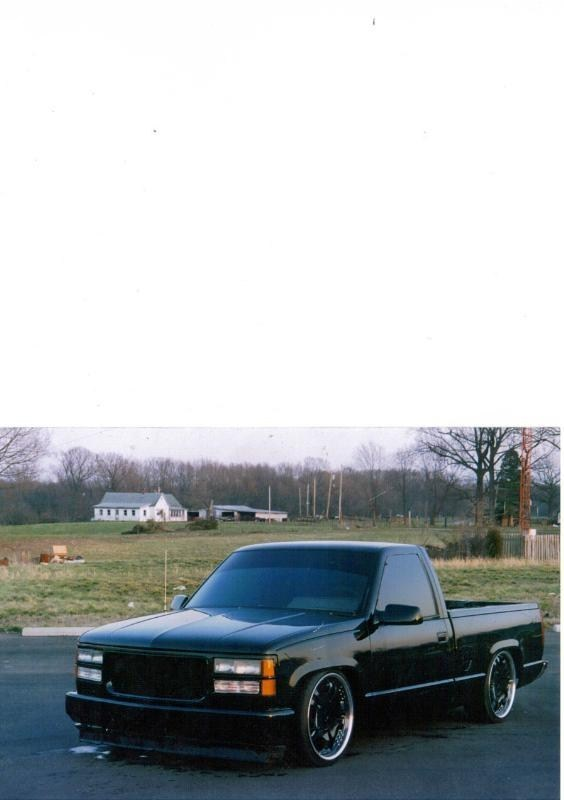 stockfloor93s 1993 GMC 1500 Pickup photo