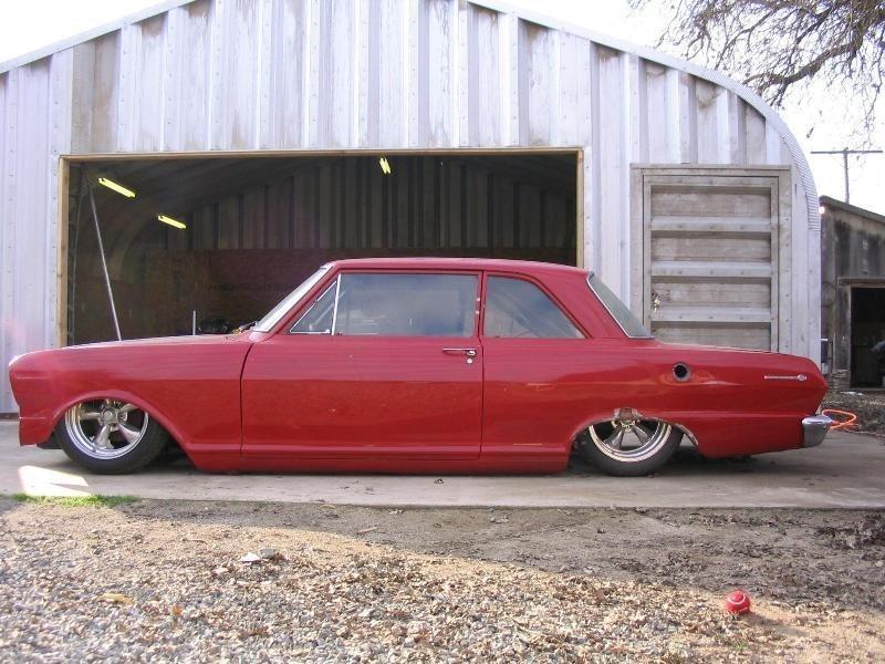 nova nators 1962 Chevy Nova photo