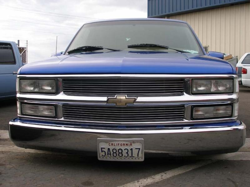 SVJUSTIN95s 1995 Chevrolet Silverado photo