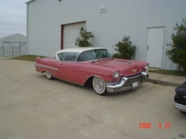 crewcaddys 1957 Cadillac Coupe De Ville photo thumbnail