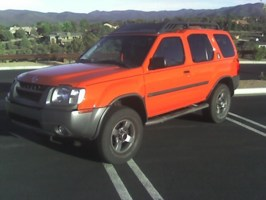 TIGRR Xs 2003 Nissan Xterra photo thumbnail