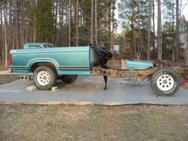 scooters 1980 Ford F100 photo thumbnail