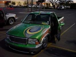 baggd98dimes 1998 Chevy S-10 photo thumbnail