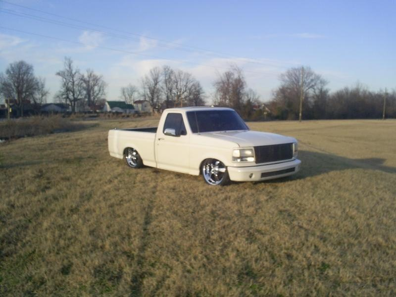 baggedon22s 1996 Ford  F150 photo