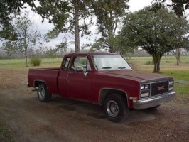 bagged Frontiers 1983 GMC 1500 Pickup photo thumbnail