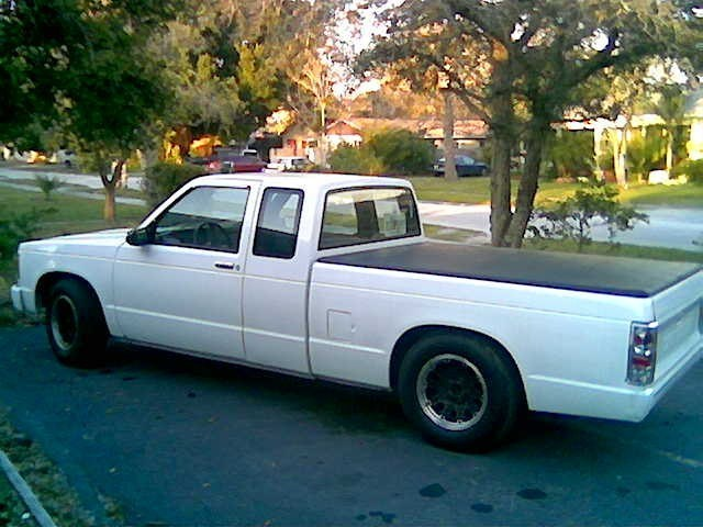dragnazz772s 1986 Chevy S-10 photo
