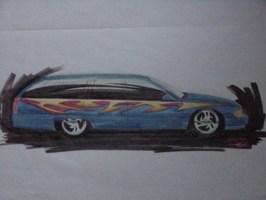 budnikguys 1991 Oldsmobile Cruser Wagon photo thumbnail