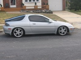Jewlzs 1993 Mazda MX3 photo thumbnail