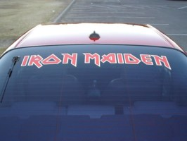 The Iron Maidens 2004 Chevy Monte Carlo photo thumbnail