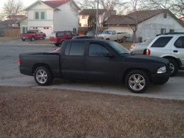 grayster420s 2000 Dodge Dakota Quad-Cab photo thumbnail