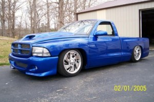 asphalt is evils 1999 Dodge Dakota photo thumbnail