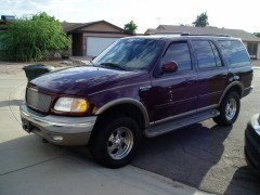 shortshts 2001 Ford  Expedition photo
