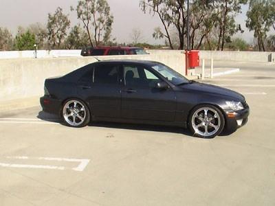 FlyLexISs 2004 Lexus IS 300 photo