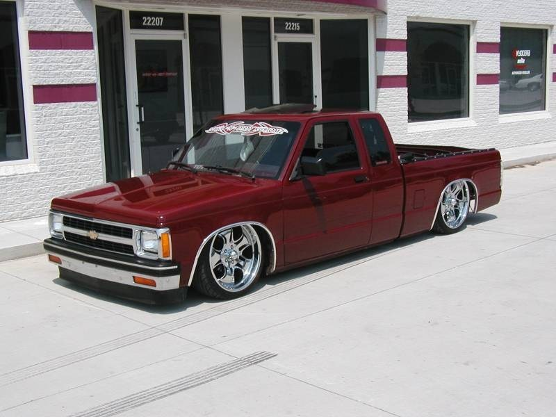 2lo4us 1991 Chevy S-10 photo