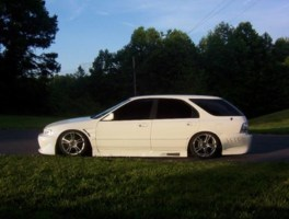 GuentK01s 1994 Honda Accord Wagon photo thumbnail