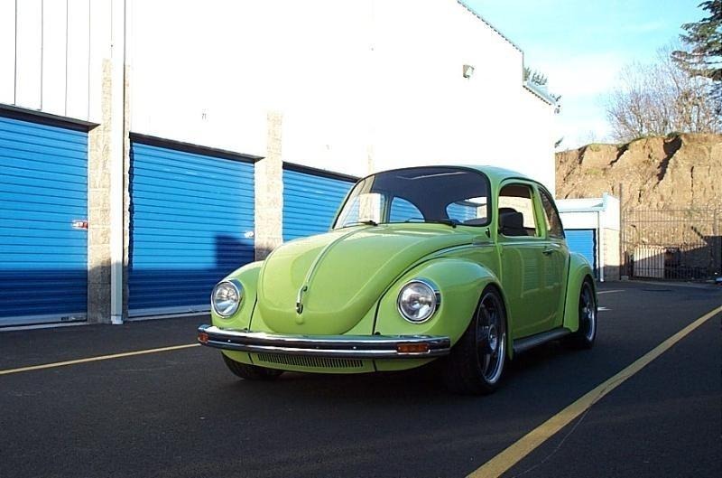 vw trins 1973 Volkswagen Bug photo