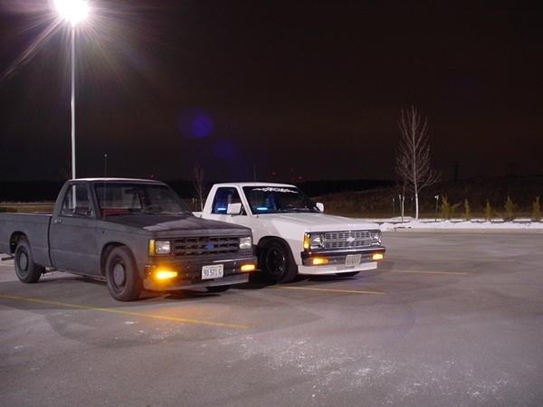 tweakedcustom54s 1987 Chevy S-10 photo
