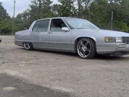 fastkisers 1991 Cadillac Sedan De Ville photo thumbnail