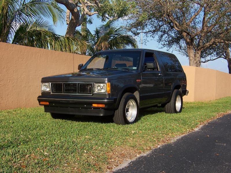mikeytvbs 1987 Chevy S-10 Blazer photo