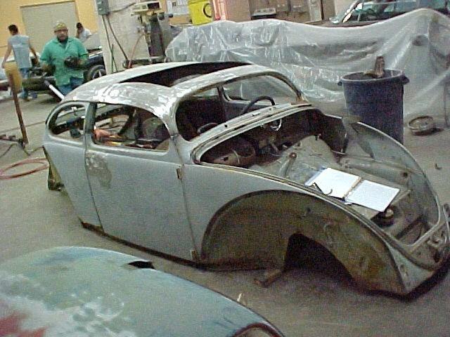 kaoticbugs 1963 Volkswagen Bug photo