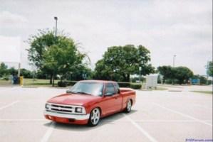 TEEBAGGINNNs 1996 Chevy S-10 photo thumbnail