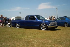 LayinSDimes 1997 Chevy S-10 photo thumbnail