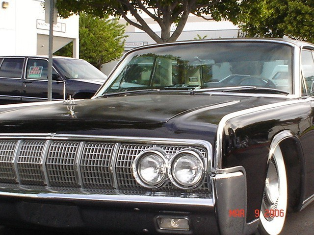 Dmenteds 1964 Lincoln continental photo