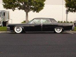 Dmenteds 1964 Lincoln continental photo thumbnail