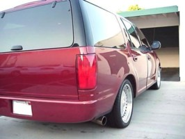 Dmenteds 1998 Ford  Expedition photo thumbnail