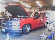 HOES UPs 1997 Chevrolet Tahoe photo thumbnail