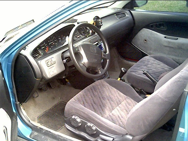 Primetimes 1993 Honda Civic Hatchback photo