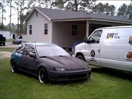 Primetimes 1993 Honda Civic Hatchback photo thumbnail