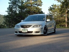 Zoomin6s 2003 Mazda 6 photo thumbnail