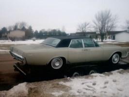 baggedneons 1966 Lincoln continental photo thumbnail