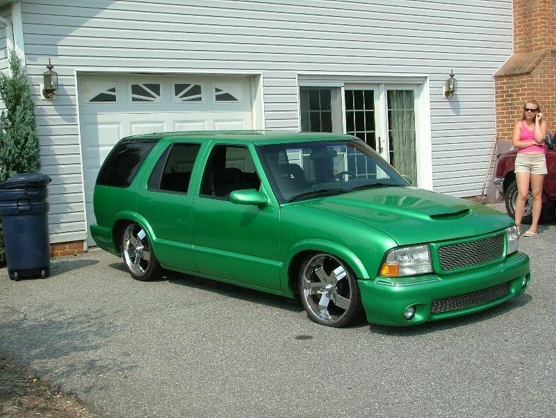 drgnbyus 1996 Chevrolet Blazer photo