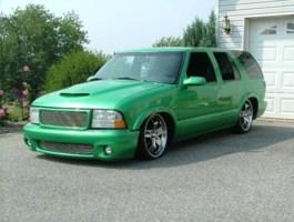 drgnbyus 1996 Chevrolet Blazer photo thumbnail
