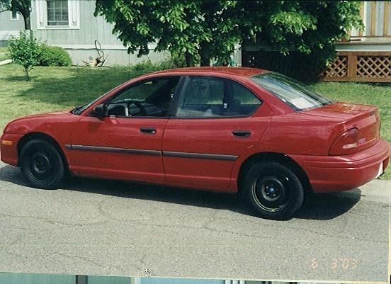 get twisteds 1996 Dodge Neon photo