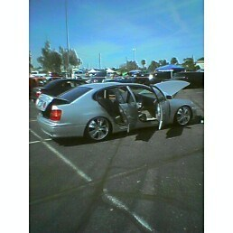 DUMPEDGSs 1998 Lexus GS 400 photo