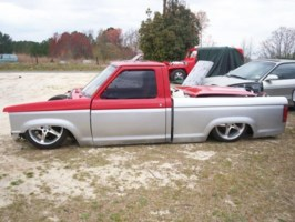 Fat Chads 1991 Ford Ranger photo thumbnail