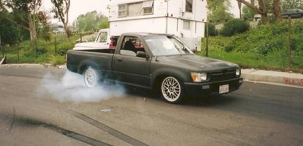 teckster22s 1989 Toyota 2wd Pickup photo