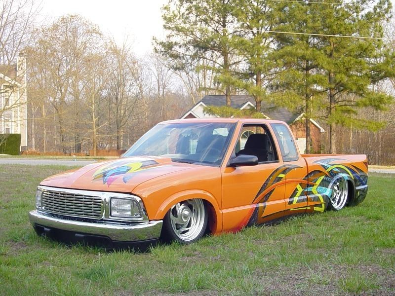 lvnlow9543s 1995 Chevy S-10 photo