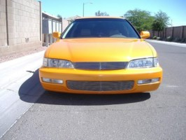 aerodecks 1995 Honda Accord Wagon photo thumbnail