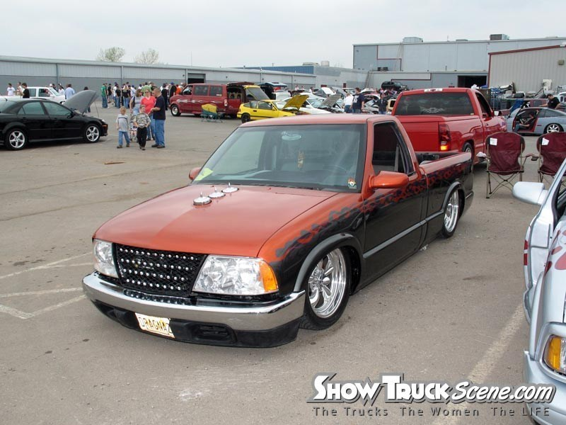 Dragthatchits 1994 Chevy S-10 photo