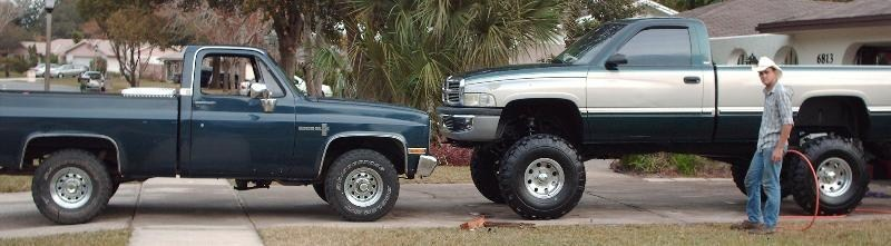 JustPlayin95s 1995 Dodge Ram 1/2 Ton P/U photo