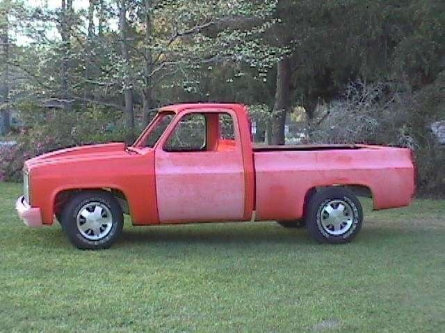 DragNastys 1982 Chevy C-10 photo