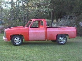 DragNastys 1982 Chevy C-10 photo thumbnail