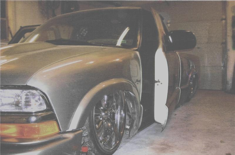 solow77788s 2000 Chevy S-10 photo