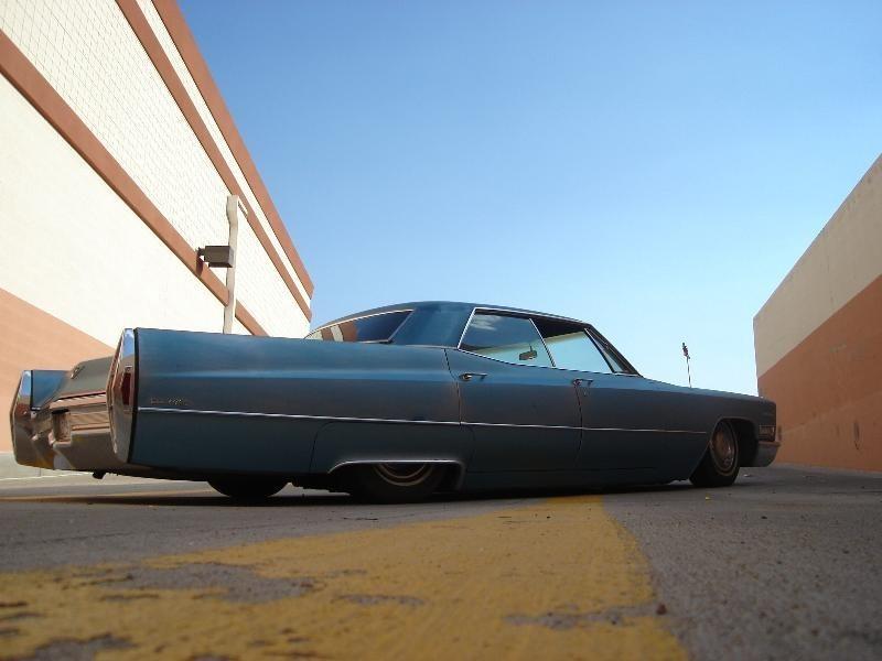 simple4doors 1968 Cadillac Sedan De Ville photo
